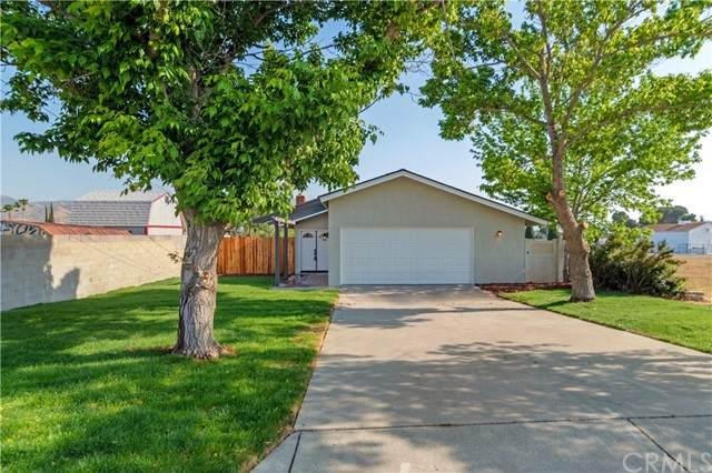 1444 Cottonwood Road, Banning, CA 92220 (#IV21102537) :: COMPASS