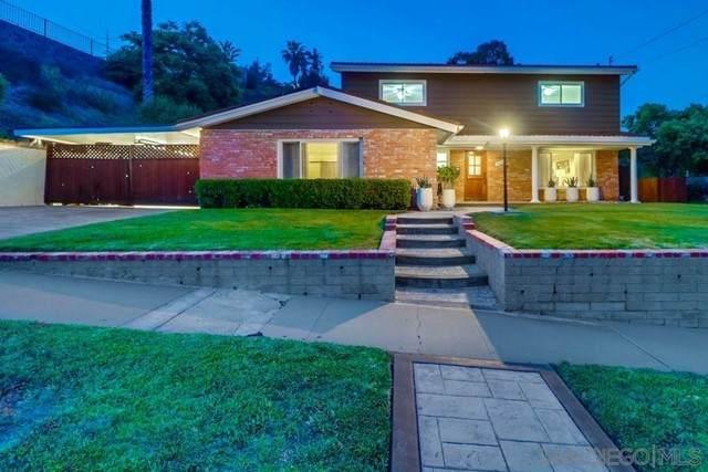 9650 Jimzel Rd, La Mesa, CA 91942 (#210012810) :: Steele Canyon Realty