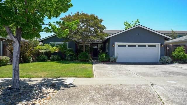 2042 Barrett Avenue, San Jose, CA 95124 (#ML81843703) :: COMPASS