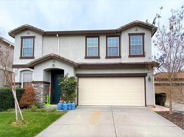 505 Crystal Rose Court, Fairfield, CA 94534 (#ML81843715) :: COMPASS