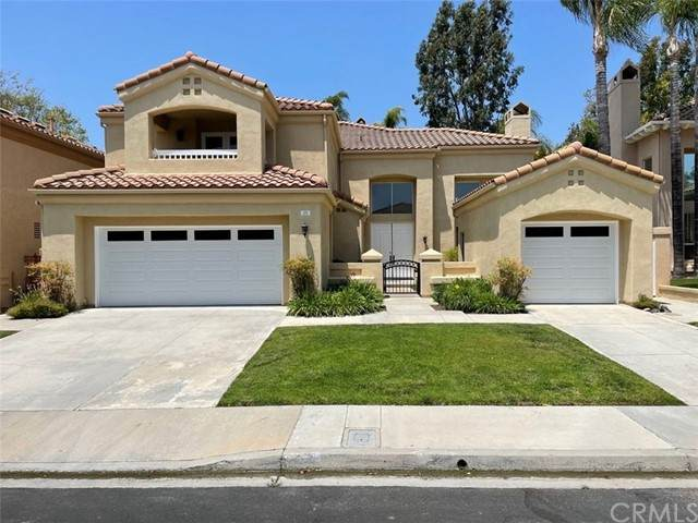 25 Sembrado, Rancho Santa Margarita, CA 92688 (#OC21070313) :: Mint Real Estate