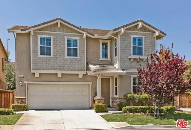 28379 Esplanada Drive, Santa Clarita, CA 91354 (#21730536) :: Powerhouse Real Estate