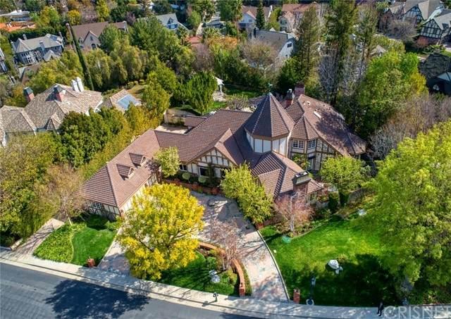 4526 Ellenboro Way, Woodland Hills, CA 91364 (#SR21036342) :: Millman Team