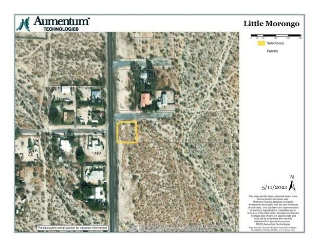 0 Little Morongo Rd. Road, Desert Hot Springs, CA 92240 (#219061986PS) :: Better Living SoCal