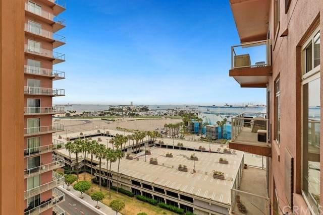 388 E Ocean Boulevard #1018, Long Beach, CA 90802 (#PW21100081) :: The Parsons Team