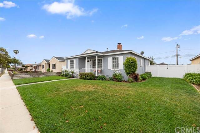 3738 W 181st Street, Torrance, CA 90504 (#SB21101834) :: The Parsons Team