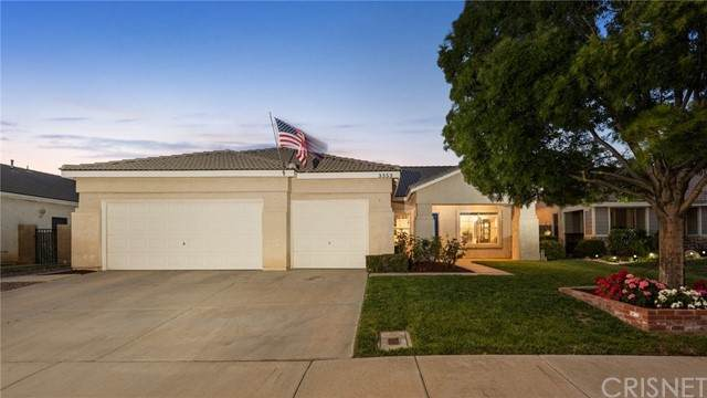 3353 Racquet Lane, Palmdale, CA 93551 (#SR21100278) :: Better Living SoCal