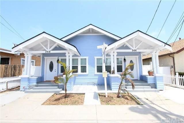 566 W 19th Street, San Pedro, CA 90731 (#SB21101372) :: Steele Canyon Realty