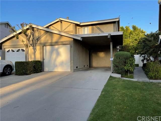 14182 Oro Grande Street, Sylmar, CA 91342 (#SR21102102) :: Better Living SoCal