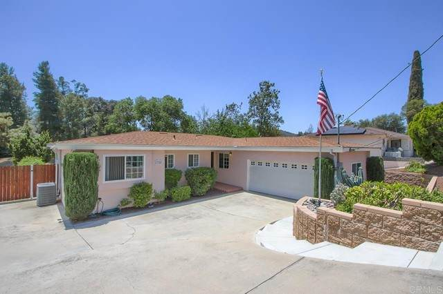 13355 Marjay Drive, Lakeside, CA 92040 (#PTP2103271) :: Better Living SoCal