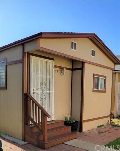 12265 Woodruff #12 #12, Downey, CA 90241 (#DW21100973) :: Mint Real Estate
