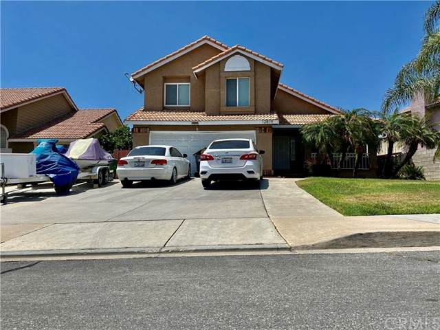 12819 Orleans Drive, Moreno Valley, CA 92555 (#IV21102892) :: McKee Real Estate Group Powered By Realty Masters & Associates