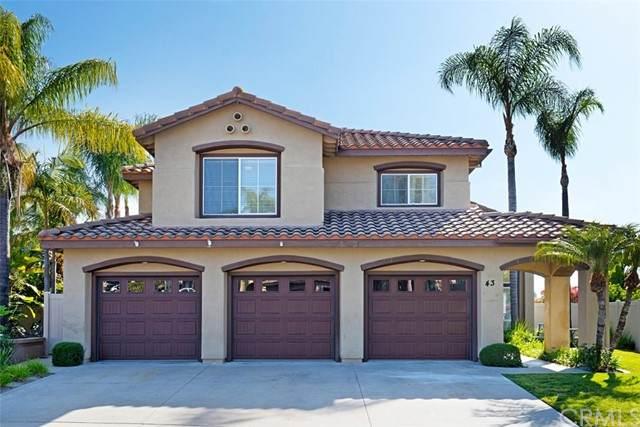 43 La Purisima, Rancho Santa Margarita, CA 92688 (#OC21102539) :: Mint Real Estate