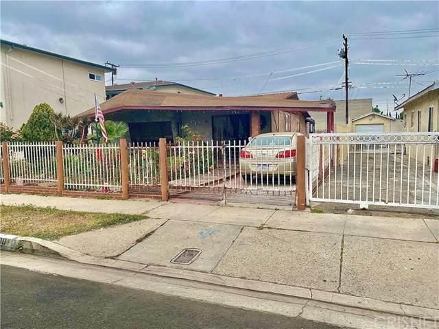 11000 Burin Avenue, Inglewood, CA 90304 (#SR21095911) :: Powerhouse Real Estate