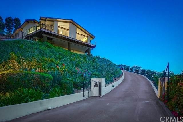 16 Deerhill Drive, Rolling Hills Estates, CA 90274 (#PV21103013) :: Go Gabby