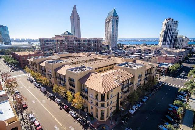 301 W G St #112, San Diego, CA 92101 (#210012897) :: Massa & Associates Real Estate Group | eXp California Realty Inc