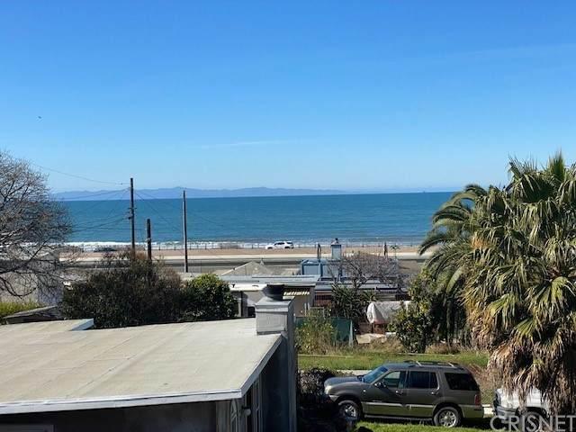 7042 Oxnard Avenue, La Conchita, CA 93001 (#SR21103037) :: CENTURY 21 Jordan-Link & Co.