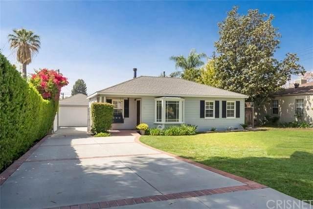 17740 Ludlow Street, Granada Hills, CA 91344 (#SR21101557) :: Steele Canyon Realty