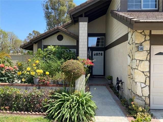 56 Fillmore, Irvine, CA 92620 (#DW21102999) :: Mark Nazzal Real Estate Group