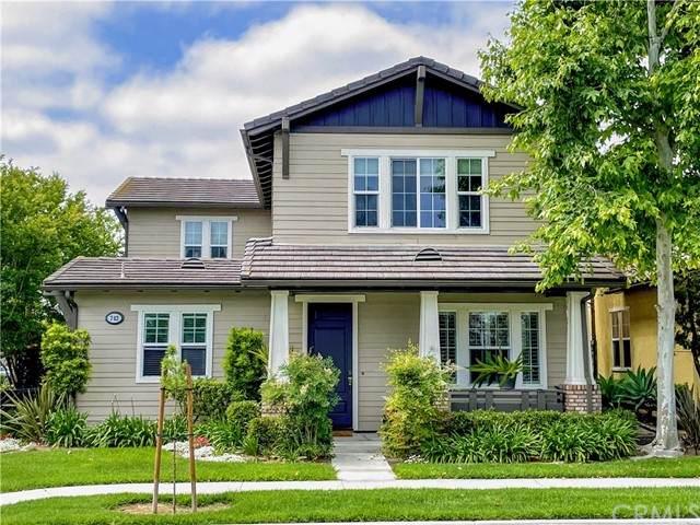 742 Galileo Way, Tustin, CA 92782 (#OC21103077) :: Mark Nazzal Real Estate Group