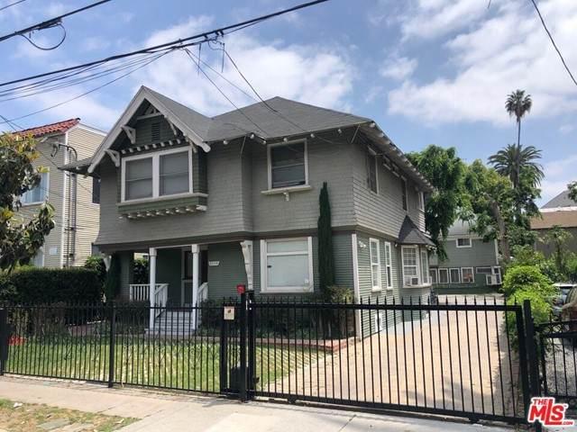 2114 S Bonsallo Avenue, Los Angeles (City), CA 90007 (#21731778) :: Cesi Pagano & Associates