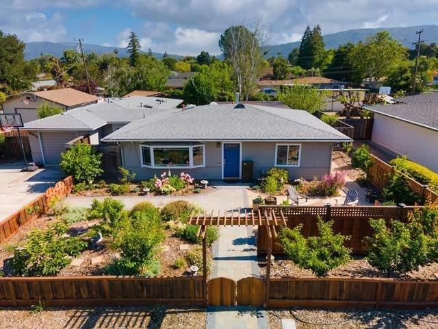 18576 Bucknall Road, Saratoga, CA 95070 (#ML81843829) :: Mark Nazzal Real Estate Group