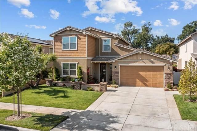 22469 Flatwater Court, Saugus, CA 91350 (#SR21102528) :: Compass