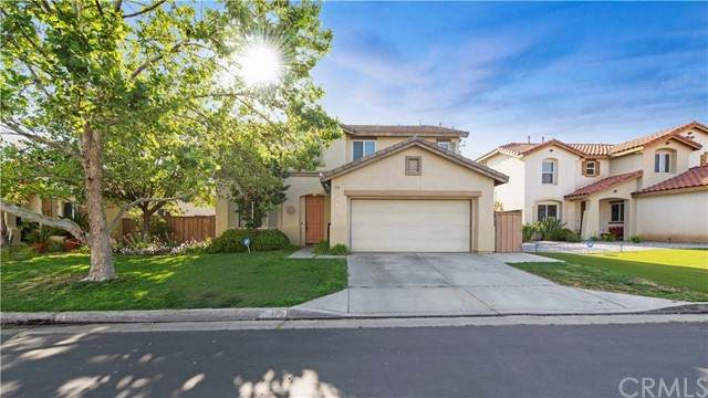 175 Caldera Lane, Hemet, CA 92545 (#SW21103197) :: Mark Nazzal Real Estate Group