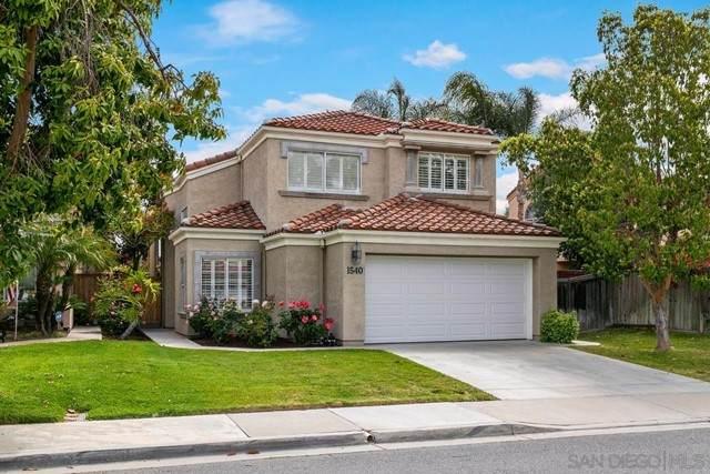 1540 Via Otano, Oceanside, CA 92056 (#210012922) :: Mainstreet Realtors®