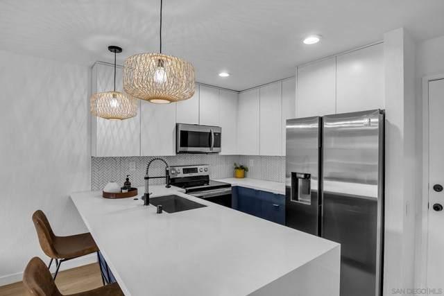 4060 Huerfano Ave #129, San Diego, CA 92117 (#210012929) :: Mark Nazzal Real Estate Group