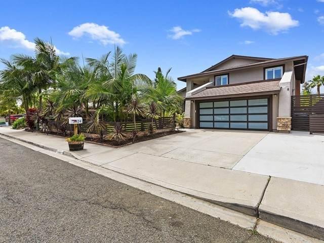 3024 Azahar Ct, Carlsbad, CA 92009 (#NDP2105333) :: Steele Canyon Realty