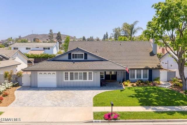 3676 Mountclef Boulevard, Thousand Oaks, CA 91360 (#221002578) :: Mainstreet Realtors®