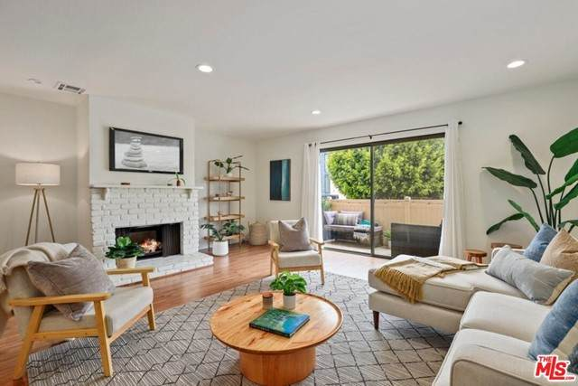 4365 Mclaughlin Avenue #6, Los Angeles (City), CA 90066 (#21731500) :: Cesi Pagano & Associates