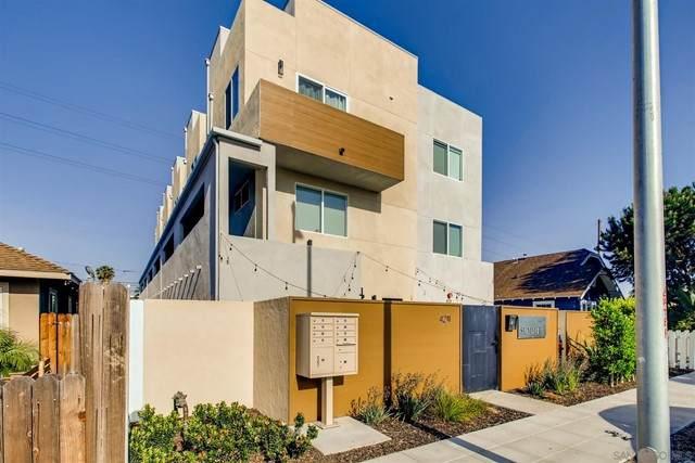 4211 Utah Street, San Diego, CA 92104 (#210012937) :: Rogers Realty Group/Berkshire Hathaway HomeServices California Properties