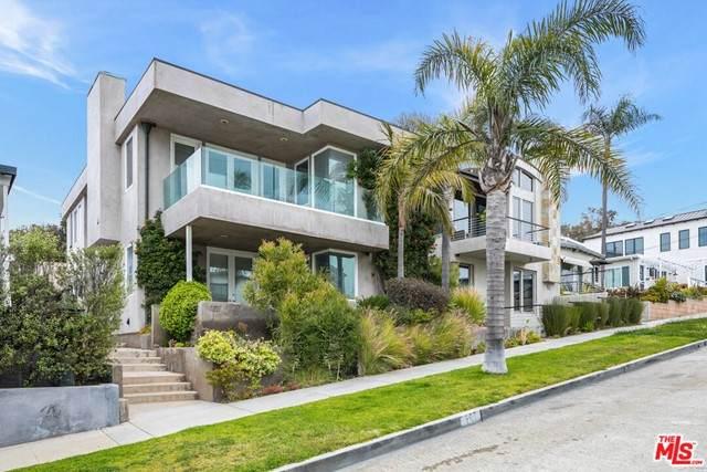 707 Longfellow Avenue, Hermosa Beach, CA 90254 (#21731540) :: Steele Canyon Realty