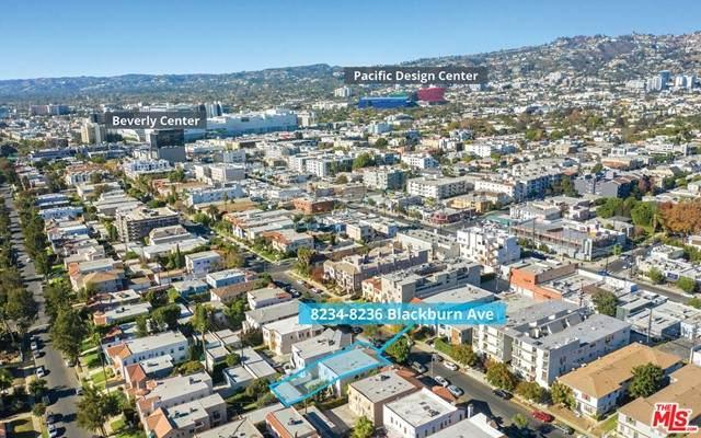 8234 Blackburn Avenue, Los Angeles (City), CA 90048 (#21731308) :: CENTURY 21 Jordan-Link & Co.