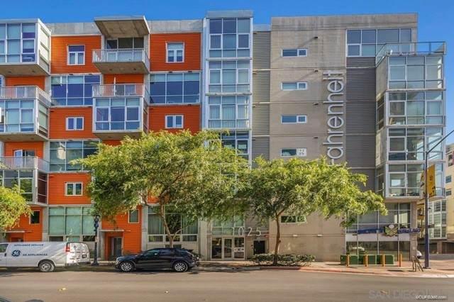 1025 Island Avenue #607, San Diego, CA 92101 (#210012951) :: Massa & Associates Real Estate Group | eXp California Realty Inc