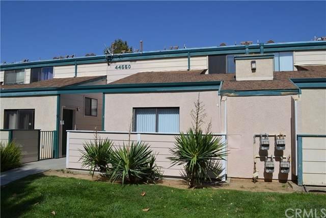 44550 15th Street E #7, Lancaster, CA 93535 (#TR21103325) :: The Alvarado Brothers