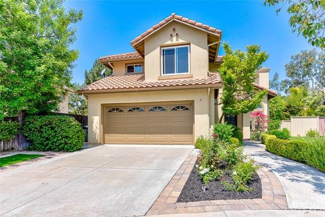 5 La Sinfonia, Rancho Santa Margarita, CA 92688 (#PW21103413) :: Mint Real Estate
