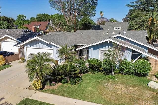 9726 Kessler Avenue, Chatsworth, CA 91311 (#SR21102590) :: The Parsons Team