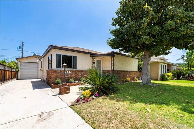 236 S Reese Place, Burbank, CA 91506 (#BB21103054) :: The Parsons Team