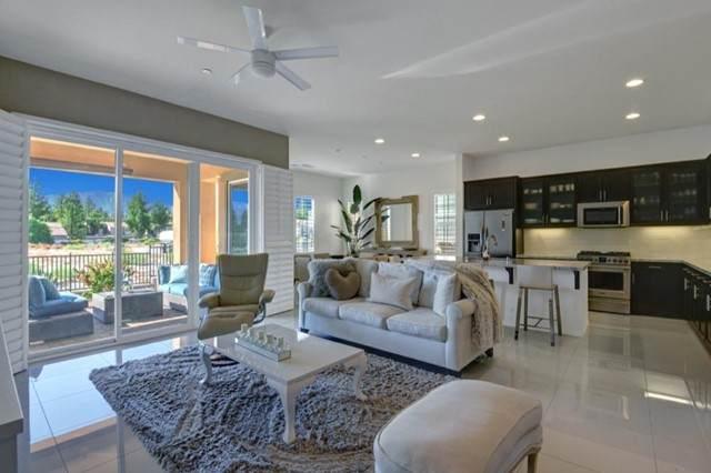 4017 Via Fragante #1, Palm Desert, CA 92260 (#219062033DA) :: Rogers Realty Group/Berkshire Hathaway HomeServices California Properties