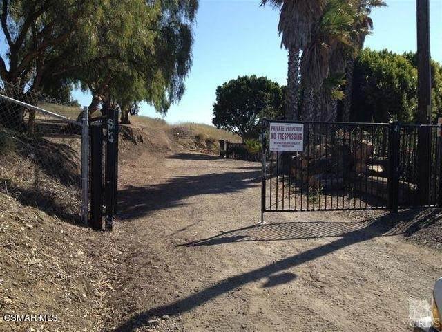 Walnut Canyon Road, Moorpark, CA 93021 (#221002585) :: Zen Ziejewski and Team