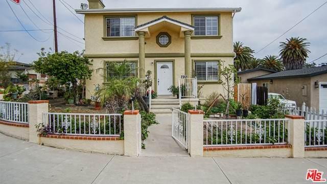 792 W Elberon Avenue, San Pedro, CA 90731 (#21732078) :: Power Real Estate Group