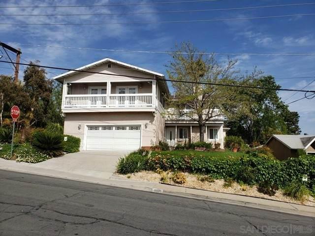 5993 Howell Drive, La Mesa, CA 91942 (#210012964) :: Steele Canyon Realty