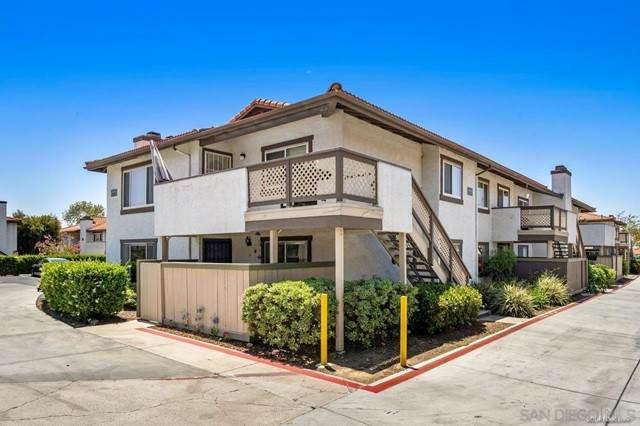 9869 Caspi Gardens Dr #5, Santee, CA 92071 (#210012974) :: Mainstreet Realtors®