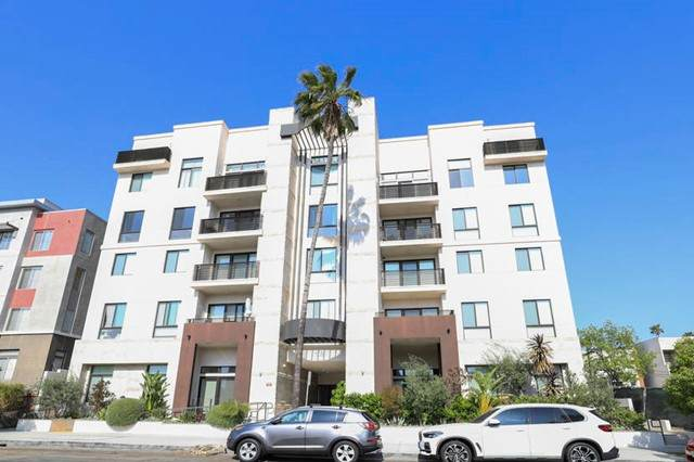 118 S Kenwood Street #404, Glendale, CA 91205 (#P1-4732) :: Compass