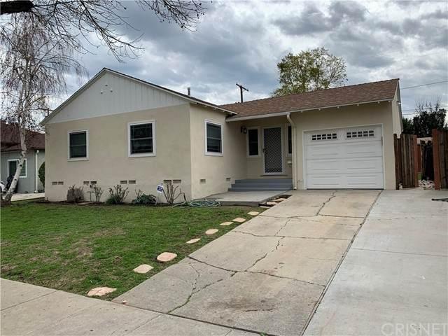 17622 Collins Street, Encino, CA 91316 (#SR21102422) :: CENTURY 21 Jordan-Link & Co.