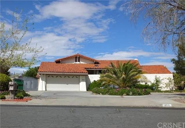 469 W Fairway Drive, Palmdale, CA 93551 (#SR21100601) :: The Alvarado Brothers