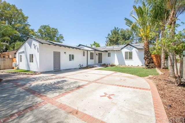 15349 Keswick Street, Van Nuys, CA 91406 (#SR21093764) :: Steele Canyon Realty